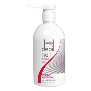 DEPIL INGROWN HAIR  ELIMINATOR CREAM 500ml