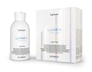 LUNEX FAST LIGHT 2 X 200ML BLEACH KEMON