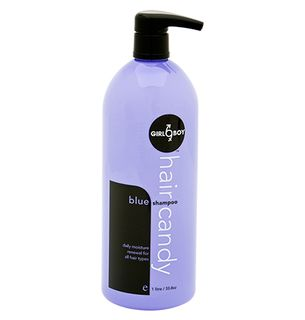 GIRL BOY BLUE DAILY SHAMPOO 1L