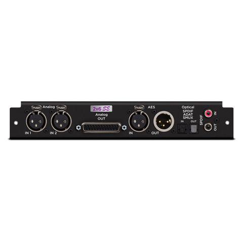 Apogee Symphony I/O Mk II 2x6 SE I/O Module