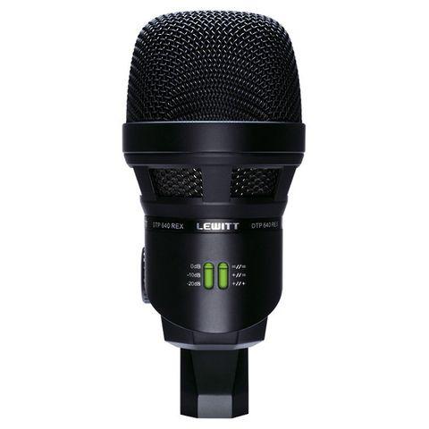 Lewitt Microphones - DTP 640 REX