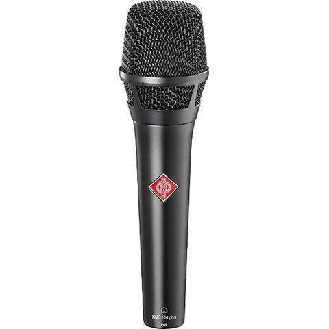 Neumann KMS-104 Vocal Microphone - Black