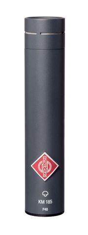 Neumann KM 185 Miniature Microphone - Black