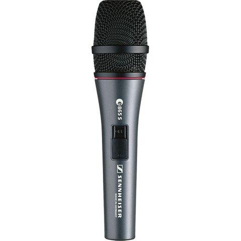Sennheiser E 865-S Condenser Vocal Microphone