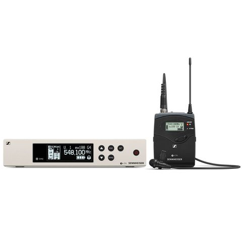 Sennheiser EW 100 G4-ME2 Wireless System