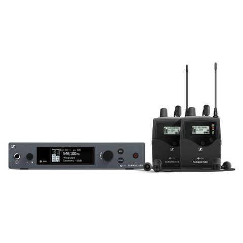 Sennheiser EW IEM G4-TWIN Wireless System
