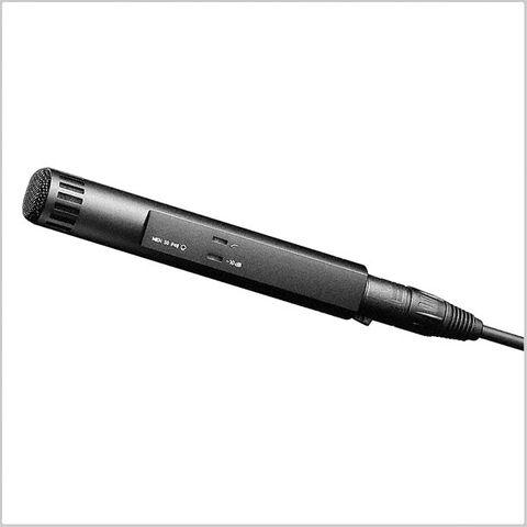 Sennheiser MKH 50-P48 Super-Cardioid Condenser Microphone