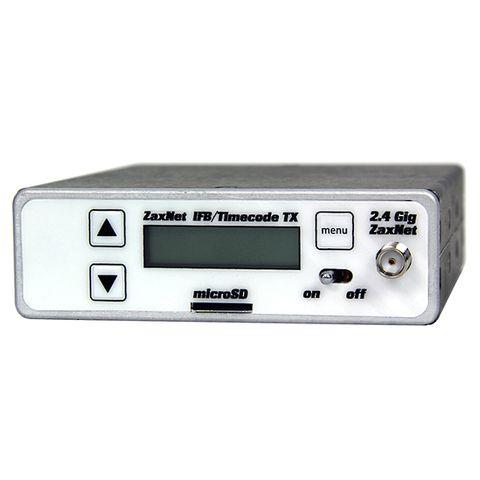 Zaxcom IFB200 ZaxNet Transceiver with Built-in Recorder