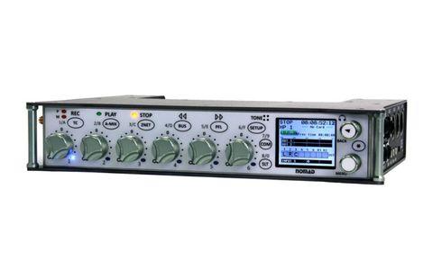 Zaxcom Nomad 10 - Location Recorder/Mixer