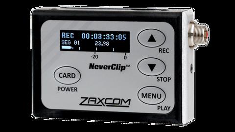 Zaxcom ZFR400 - Bodypack Audio Recorder