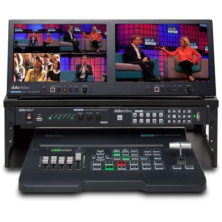 Datavideo GO 500 Studio - 4 Channel HD/SD