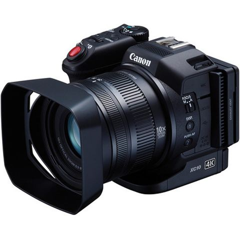 Canon XC10 Professional Video Camera
