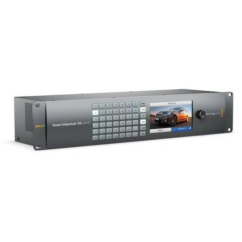 Blackmagic Smart Videohub 40x40 12G