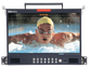 "Datavideo TLM-170LM 17.3"" 3G-SDI  HD Rackmount LCD Monitor"
