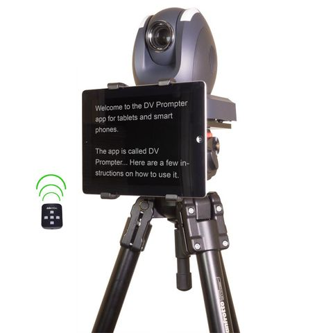 Datavideo TP-150 Teleprompter Dedicated for PTZ Cameras