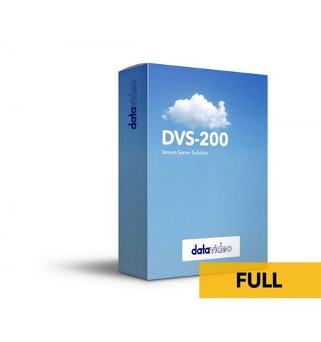 Datavideo DVS 200 Stream Server Solution