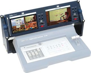 Datavideo TLM-702JF Monitor Bank Holder