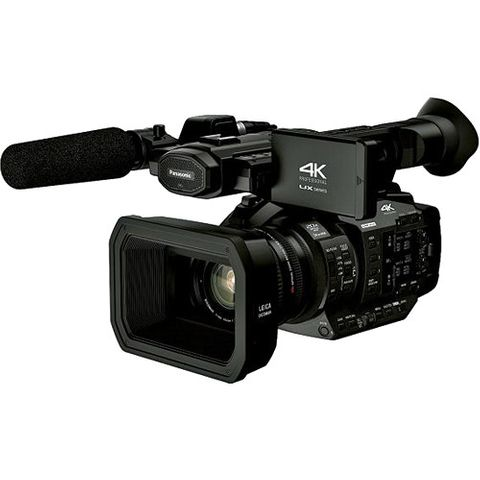 Panasonic AG-UX180EN8 4K Premium Handheld Camcorder