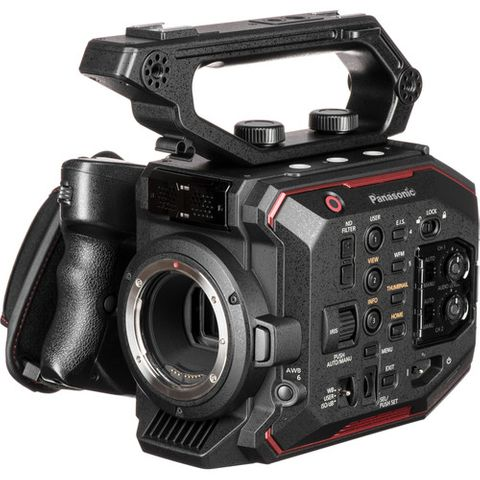 Panasonic AU-EVA1EN8 Compact 5.7K Super 35mm Cinema Camera