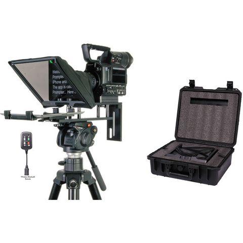 Datavideo TP-300-BRC Prompter,Bluetooth Remote, Case