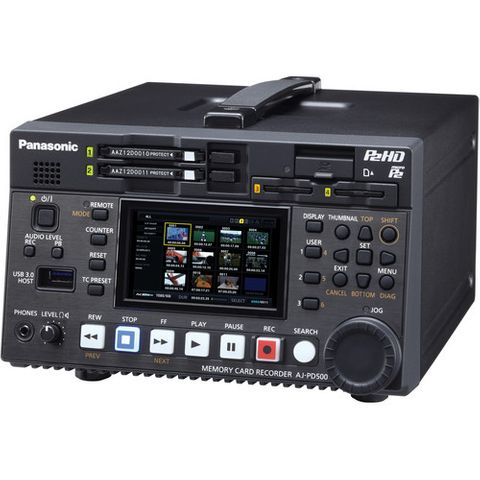 Panasonic AJ-PD500E AVC-ULTRA P2 Recorder