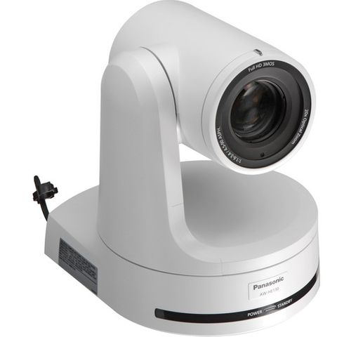 Panasonic AW-HE130WEJ8 PTZ Camera (White)