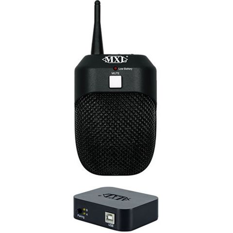 MXL AC-410W Wireless USB Condenser Microphone