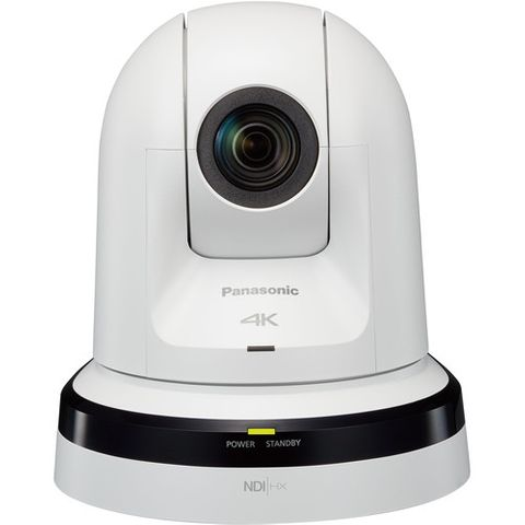 Panasonic AW-UN70WEJ 4K PTZ Camera with NDI (White)