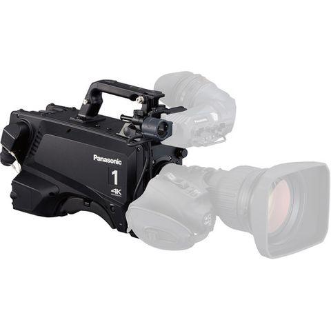 Panasonic AK-UC3000GSJ 4K Studio Handy Camera (Lemo)