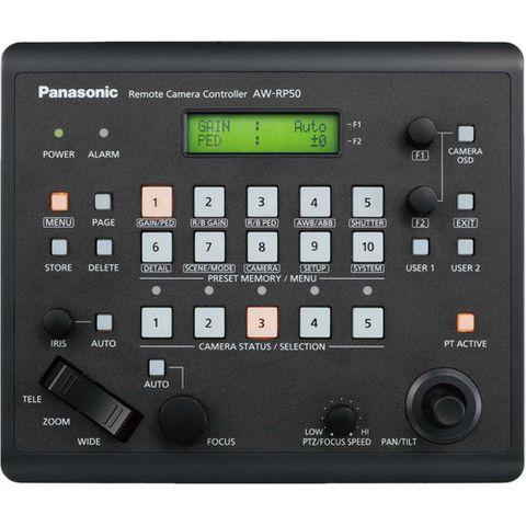 Panasonic AW-RP50E8 Remote Camera Controller