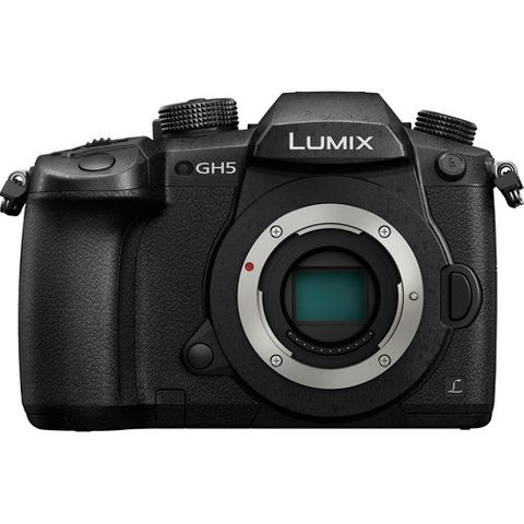 Panasonic Lumix DC-GH5 Digital Camera (Body Only)