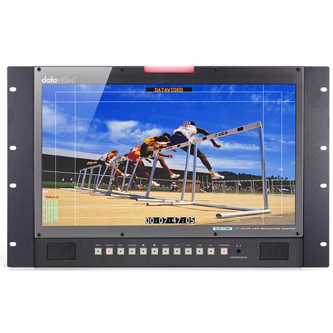 "Datavideo TLM-170VR 7U Rack Mount 17.3"" Monitor"