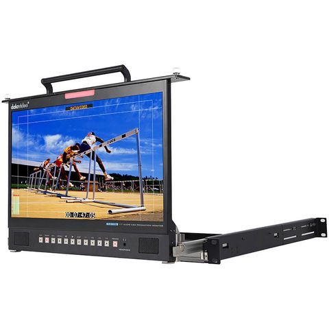 "Datavideo TLM-170VM 1U Rack Mount 17.3"" 3G-SDI FULL HD LCD M"