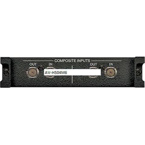 Panasonic AV-HS04M6 Analogue Composite Input Board for AV-HS