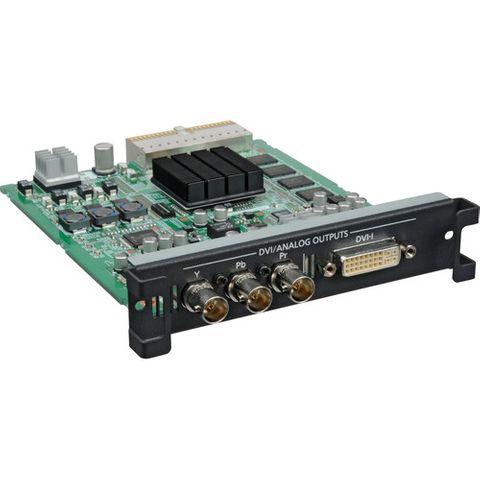 Panasonic AV-HS04M5 DVI & Analogue Output Board for AV-HS400