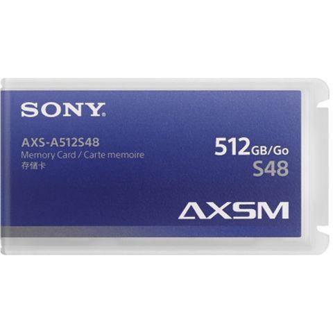 Sony AXS-A512S48 Memory Card 512GB