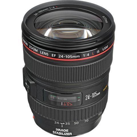 Canon EF 24-105mm f/4 L IS USM II Lens