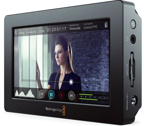 "Blackmagic Video Assist 5"" Monitor"