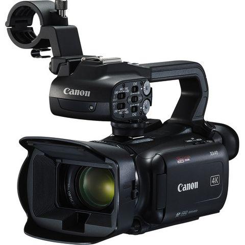 Canon XA40 Compact 4K camcorder