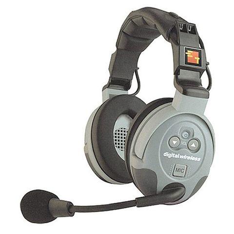 Eartec ComStar Headset - Double Ear Full Duplex