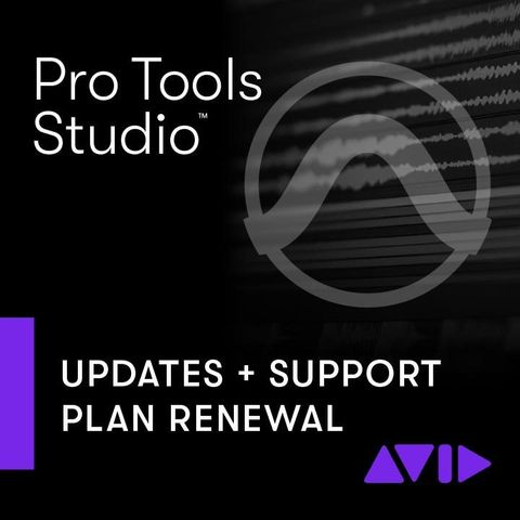 Avid Pro Tools Annual Subscription - Renewal