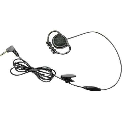 Eartec Loop Headset with Lapel Microphone 24G Radio