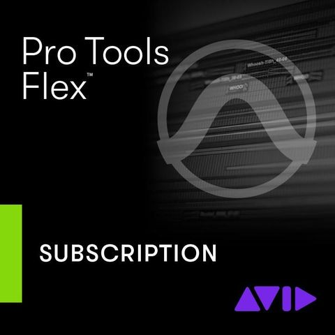 Avid Pro Tools Ultimate 1-Year Subscription - NEW