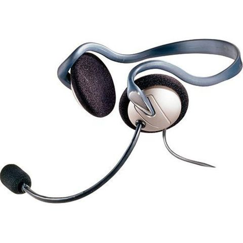 Eartec Monarch Dual Ear Backband Headset For ComPak