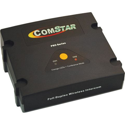 Eartec Comstar Dual Channel XT Series Com-Center