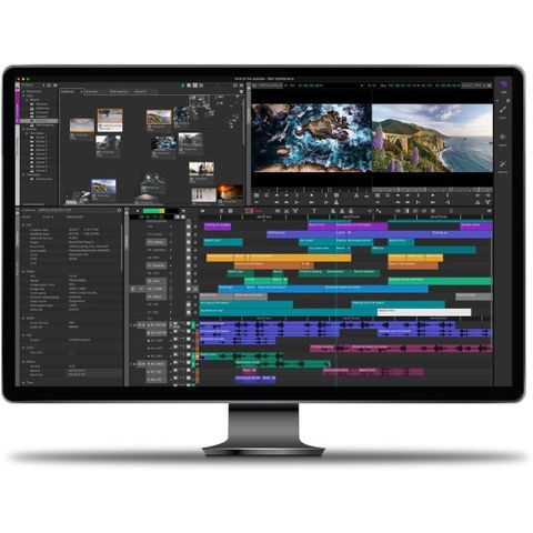 Avid Media Composer Perpetual License NEW