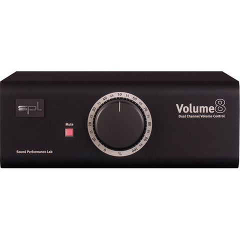 SPL Volume8 Multi Channel Volume Controller