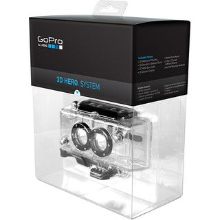 GoPro 3D Hero Housing + Sync Cable