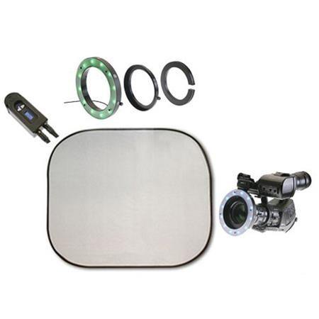 Reflecmedia ChromaFlex Std bundle - w/med dual LiteRing