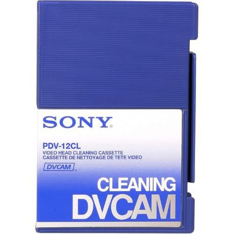 Sony PDV12CL DV Cleaning Tape (std)